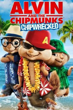 Best Music Movies of 2011 : Alvin and the Chipmunks: Chipwrecked