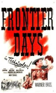 Best History Movies of 1945 : Frontier Days
