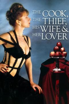 Best Drama Movies of 1989 : The Cook, the Thief, His Wife & Her Lover