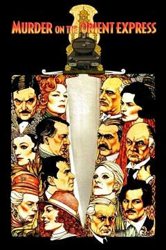 Best Mystery Movies of 1974 : Murder on the Orient Express