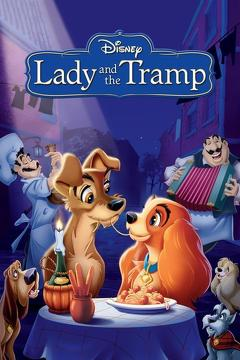 Best Romance Movies of 1955 : Lady and the Tramp