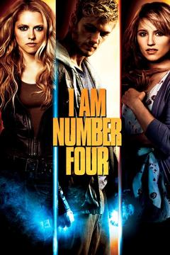 Best Science Fiction Movies of 2011 : I Am Number Four