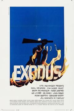 Best History Movies of 1960 : Exodus