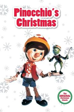 Best Animation Movies of 1980 : Pinocchio's Christmas