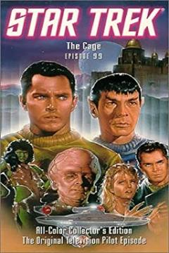 Best Tv Movie Movies of 1965 : Star Trek: The Cage