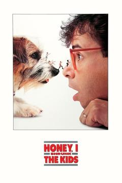 Best Science Fiction Movies of 1989 : Honey, I Shrunk the Kids