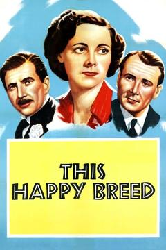 Best Comedy Movies of 1944 : This Happy Breed