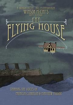 Best Fantasy Movies of 1921 : Dreams of the Rarebit Fiend: The Flying House