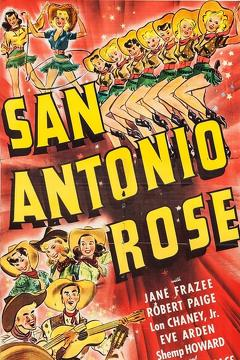 Best Western Movies of 1941 : San Antonio Rose