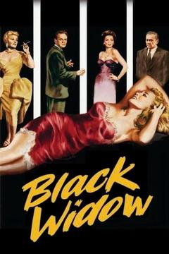 Best Thriller Movies of 1954 : Black Widow
