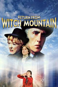 Best Adventure Movies of 1978 : Return from Witch Mountain