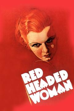 Best Romance Movies of 1932 : Red-Headed Woman