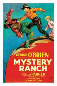 Best Mystery Movies of 1932 : Mystery Ranch