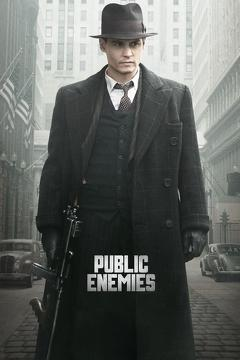 Best Crime Movies of 2009 : Public Enemies