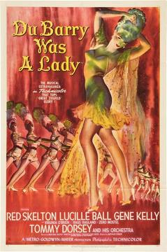 Best Music Movies of 1943 : Du Barry Was a Lady