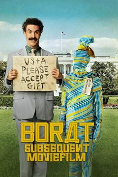 Best Documentary Movies of 2020 : Borat Subsequent Moviefilm