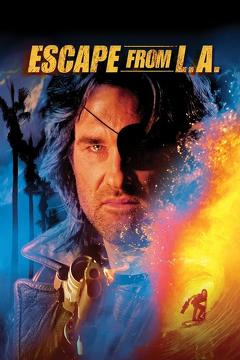 Best Science Fiction Movies of 1996 : Escape from L.A.