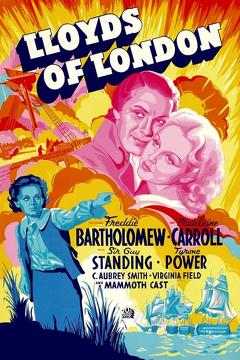 Best History Movies of 1936 : Lloyd's of London