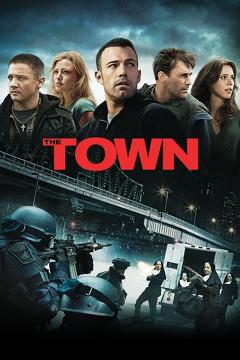 Best Drama Movies of 2010 : The Town