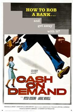 Best Crime Movies of 1961 : Cash on Demand