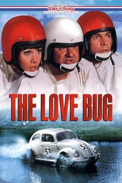 Best Comedy Movies of 1968 : The Love Bug