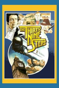 Best Mystery Movies of 1978 : The Thirty Nine Steps