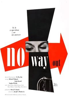 Best Crime Movies of 1950 : No Way Out