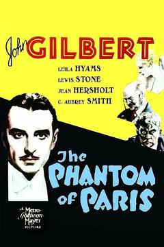 Best Crime Movies of 1931 : The Phantom of Paris