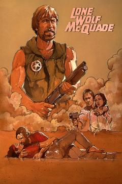 Best Action Movies of 1983 : Lone Wolf McQuade