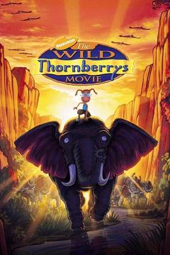 Best Animation Movies of 2002 : The Wild Thornberrys Movie