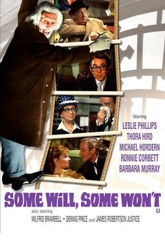 Best Comedy Movies of 1970 : Some Will, Some Won't