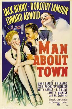 Best Music Movies of 1939 : Man About Town