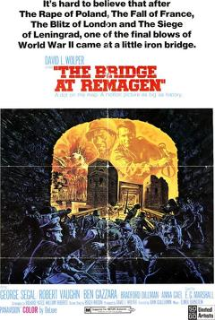 Best History Movies of 1969 : The Bridge at Remagen