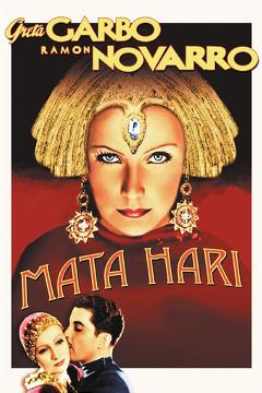 Best Crime Movies of 1931 : Mata Hari