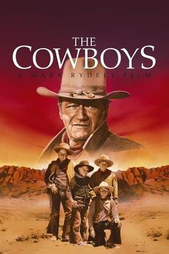 Best Adventure Movies of 1972 : The Cowboys