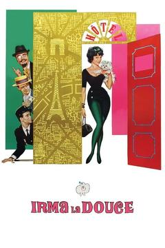 Best Comedy Movies of 1963 : Irma la Douce
