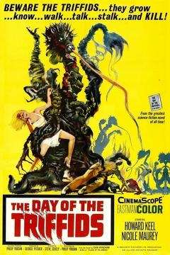 Best Science Fiction Movies of 1962 : The Day of the Triffids