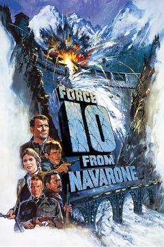 Best War Movies of 1978 : Force 10 from Navarone