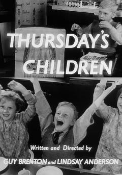 Best Documentary Movies of 1954 : Thursday's Children