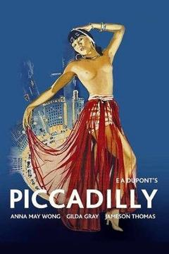 Best Drama Movies of 1929 : Piccadilly