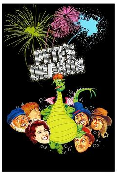 Best Comedy Movies of 1977 : Pete's Dragon