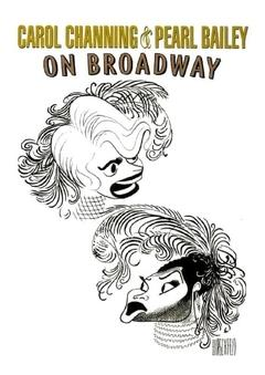 Best Music Movies of 1969 : Carol Channing and Pearl Bailey: On Broadway