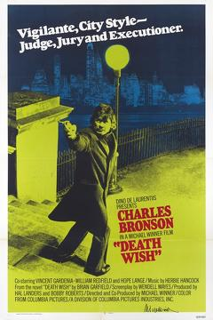 Best Action Movies of 1974 : Death Wish