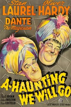 Best Adventure Movies of 1942 : A-Haunting We Will Go