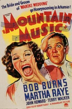 Best Comedy Movies of 1937 : Mountain Music