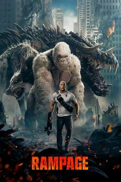 Best Science Fiction Movies of 2018 : Rampage