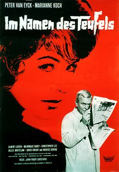 Best Mystery Movies of 1962 : The Devil's Agent