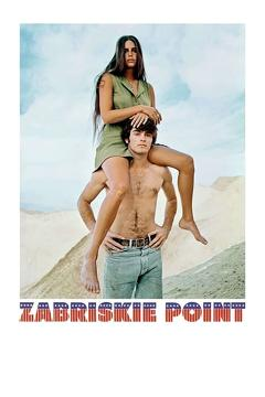 Best Drama Movies of 1970 : Zabriskie Point