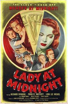 Best Thriller Movies of 1948 : Lady at Midnight
