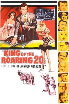 Best Crime Movies of 1961 : King of the Roaring 20's: The Story of Arnold Rothstein